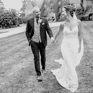 Kate & Jason BW