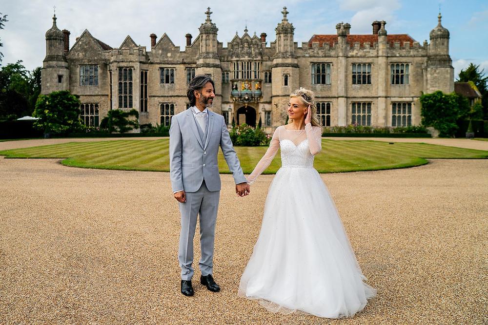 Hegrave Hall weddings