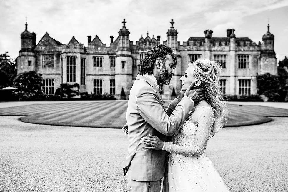 Best Suffolk wedding photographers