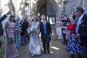 Norfolk documentary style weddig photographer