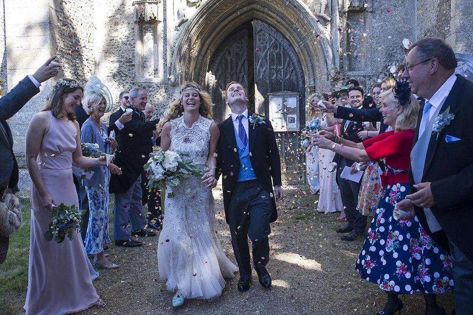 North Norfolk Wedding Photography
