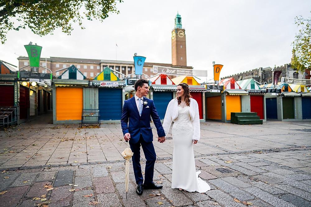 Norwich wedding photography
