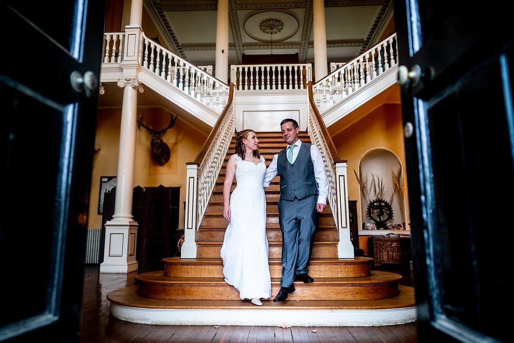 Weddings at Kimberley Hall