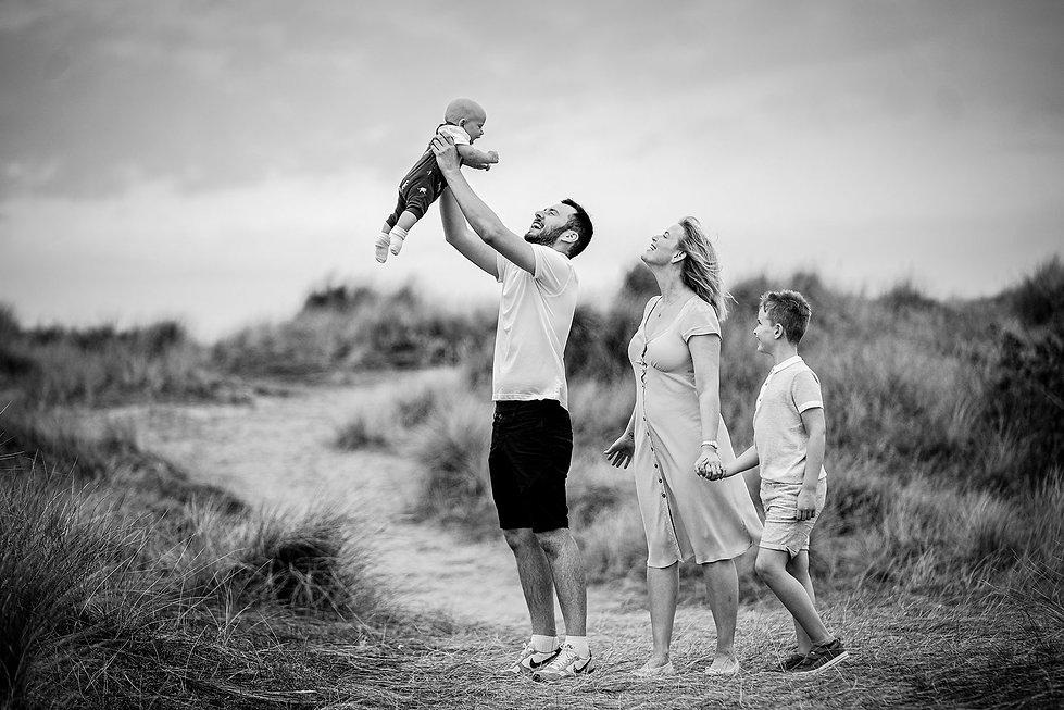 Norfolk family portrait photographer
