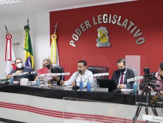 Vereadores discutem situação da saúde municipal em Reunião Ordinária