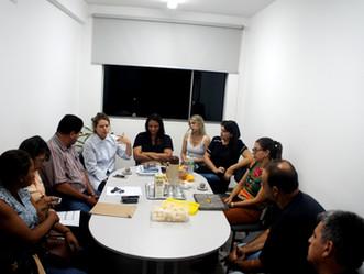 Comissão de Saúde, Educação, Promoção Social e Meio Ambiente, se reúne com representantes da saúde