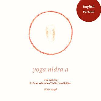 Yoga nidra a - English