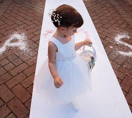 wedding little girl