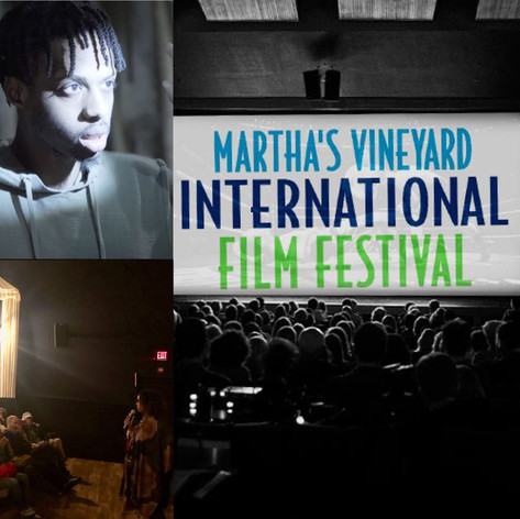 """Being"" wins the Grand Jury Prize at the Martha's Vineyard International Film Festival"