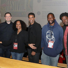 """Cast and Crew of """"Being"""""""