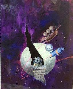 Gray Morrow: Men on the Moon