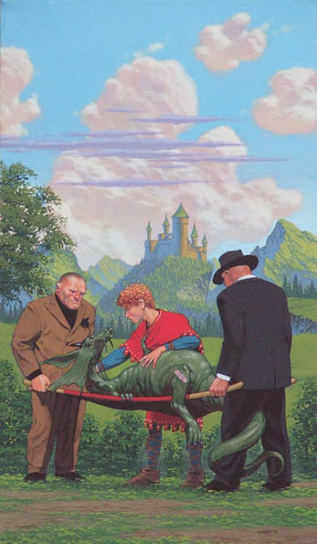 Walter Velez: Something Myth-Inc
