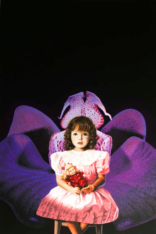 Terry Oakes: Hush Little Darlings