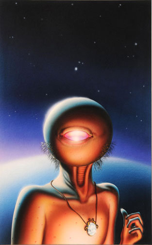 Chris Moore: Off Planet