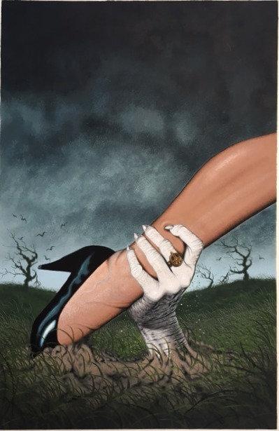 Terry Oakes: Subterranean