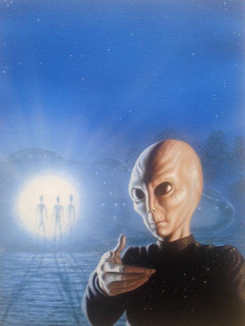 Oakes: Alien Abductions