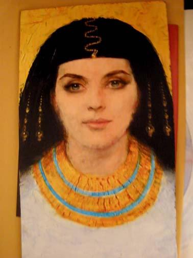 Richard Bober: Cleopatra