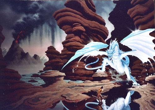 Romas Kukalis: The White Dragon