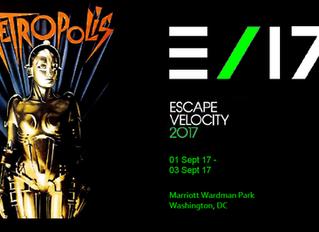 Escape Velocity 2017 Event