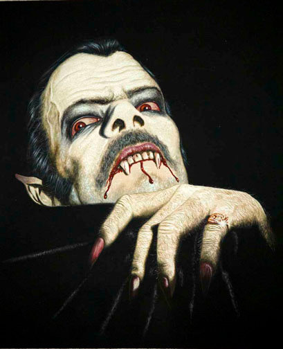 Terry Oakes: Dracula, My Love