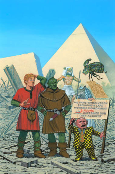 Walter Velez: Myth-Fortunes