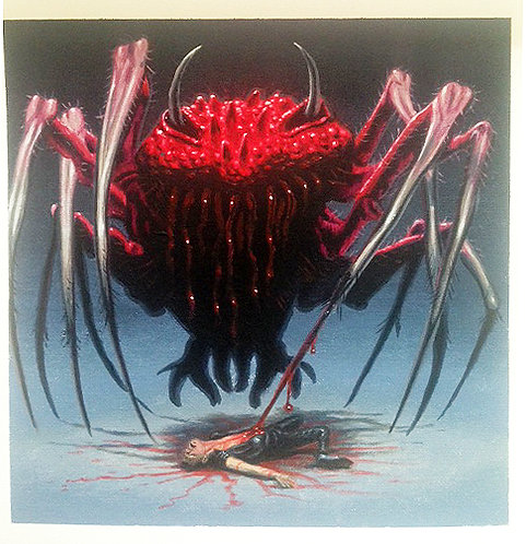 Terry Oakes: Weeder