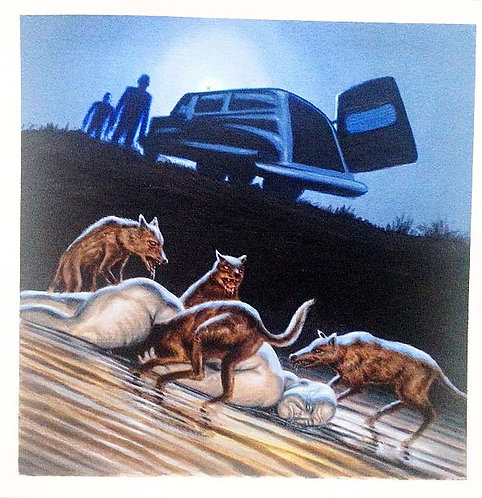 Terry Oakes: Carcass & 911
