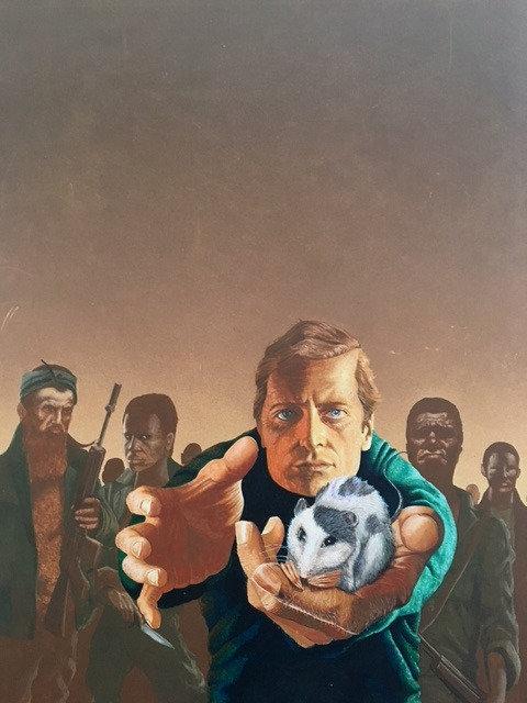 Terry Oakes: The Walking Dead