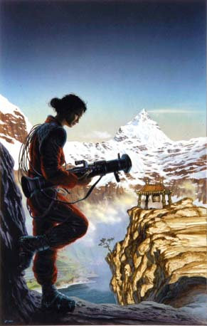 Chris Moore: Avalanche Soldier