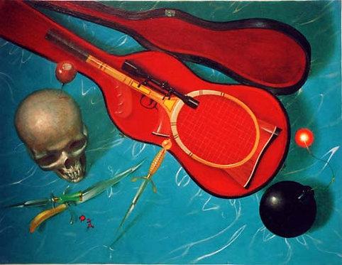 Richard Bober: Alfred Hitchcock's Murder Racquet