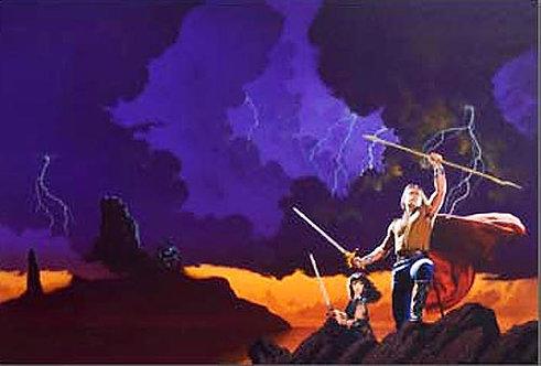 Fred Gambino: Child of Thunder