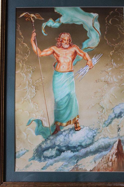 Ned Dameron: Zeus
