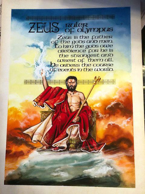 Eddie Jones: Zeus