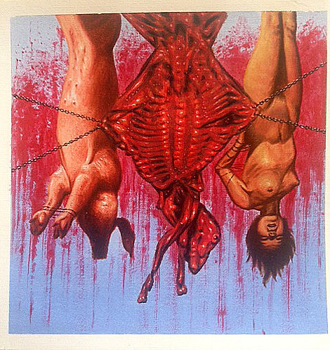 Terry Oakes: Slaughterhouse