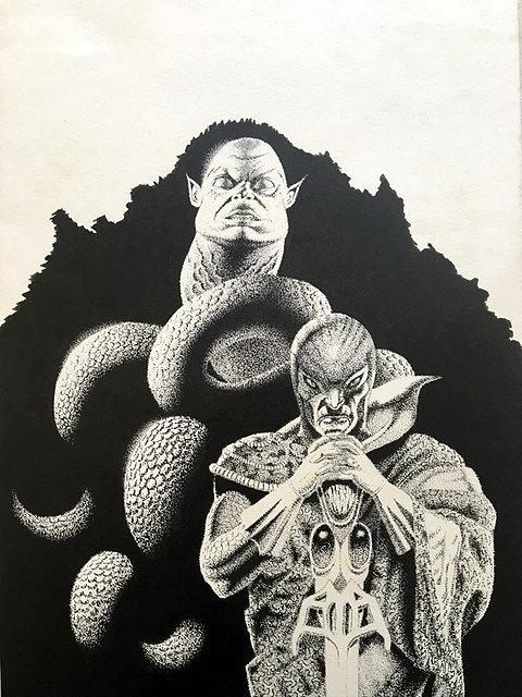 Terry Oakes: Demon Master