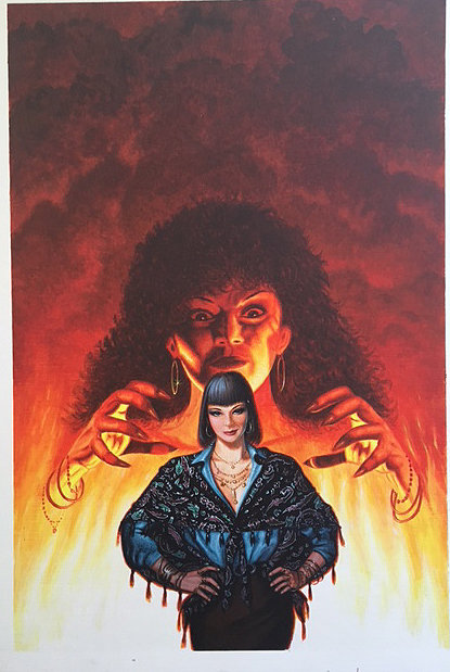 Terry Oakes: Power #1 The Possession (alt version)