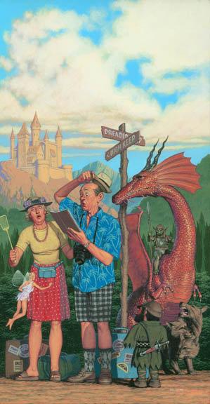 Walter Velez: The Tough Guide to Fantasyland