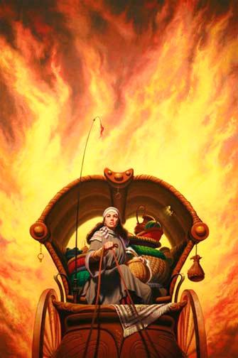 Romas Kukalis: The Sorcerer's Plague