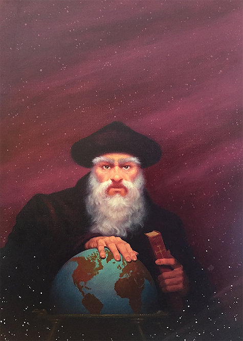Romas Kukalis: Nostradamos - Vagabond Prophet