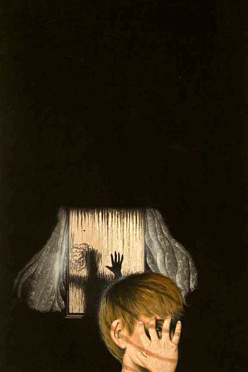 Terry Oakes: Ghost House Revenge