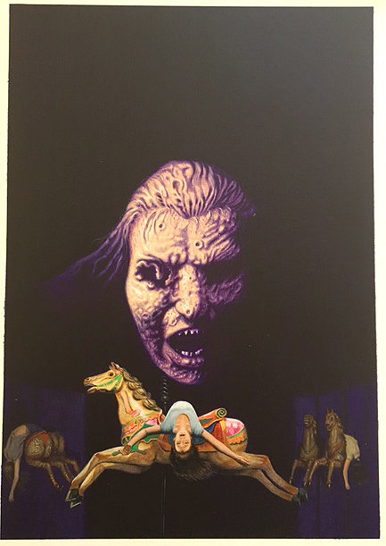 Terry Oakes: Power #6: The Catacombs