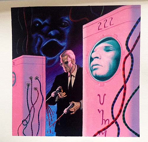Terry Oakes: Incubation Halls