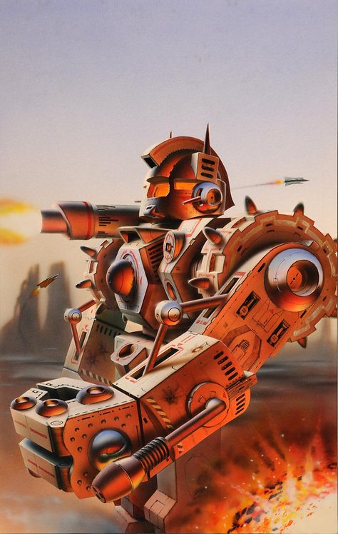 Chris Moore: The Last Battledroid