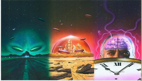 Chris Moore: Sci Fi Explained
