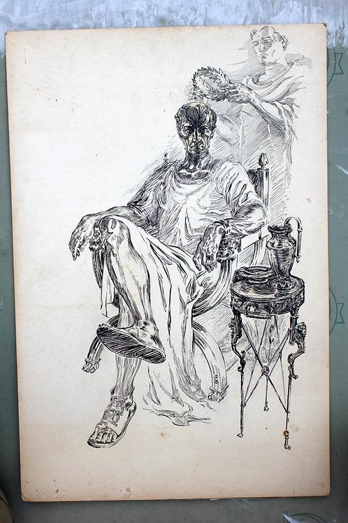 Ned Dameron: Julius Caesar