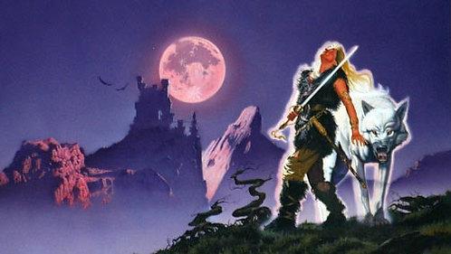 Fred Gambino: Wolf Moon