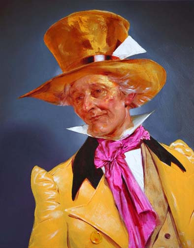 Richard Bober: Elegant Mad Hatter