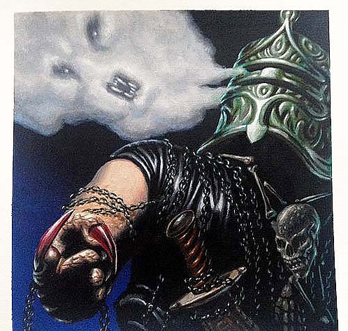 Terry Oakes: Azghoul