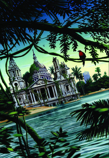 Chris Moore: The Drowned World