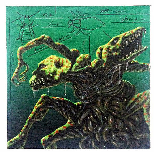 Terry Oakes: An Execrucy